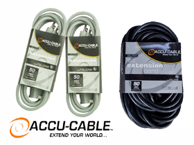 Accu Cable 12 Gauge Extension Cord