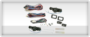 Car Audio Power Door Kits