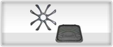 Car Audio 10 Inch Subwoofer Grills