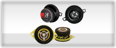3.5 Inch Car Speakers