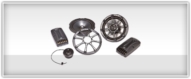 Car Component Speakers