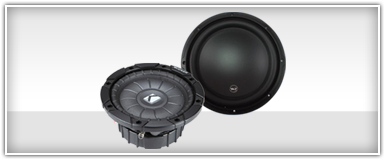 6.5 Inch Car Audio Subwoofers