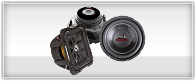 8 Inch Car Audio Subwoofers