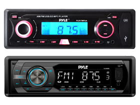 Pyle In-Dash Receivers here at HifiSoundConnection.com