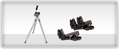 Galaxy Audio Mic Clips, Holders & Stands