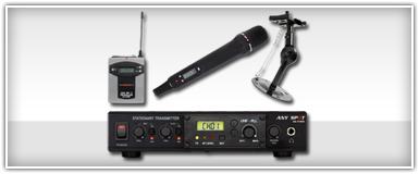Galaxy Audio PA System Accessories & Parts