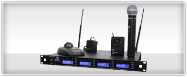 Galaxy Audio Wireless Microphone Systems Accessories & Parts