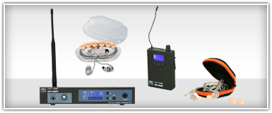 Galaxy Audio Wireless Monitoring System Accessories & Parts