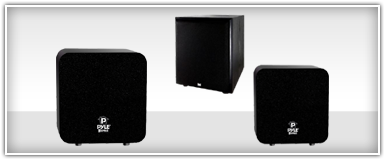 Home Theater 12 Inch Subwoofers