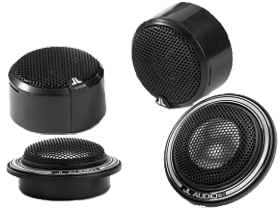 JL Audio Tweeters here at HifiSoundConnection.com