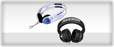 Kicker Headphones