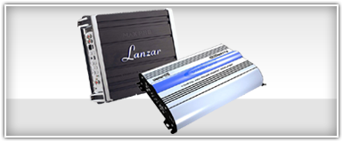 Lanzar 4-Channel Amplifiers
