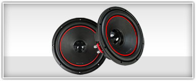 MB Quart 10-Inch Subwoofers