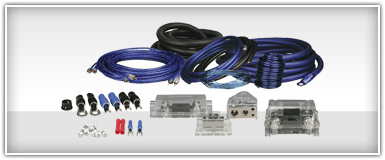 Metra 0 Gauge Amplifier Kits