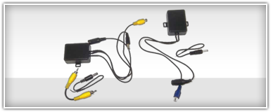 Mobile Video Transmitters & Receivers