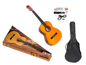 Classical Guitar Packages
