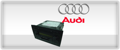 Audi Factory Stereo