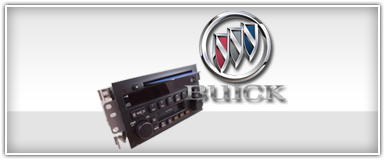 Buick Factory Radio