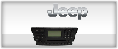 Jeep Factory Stereo