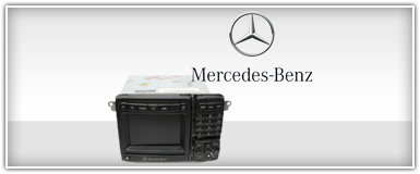Mercedes-Benz Factory Stereo