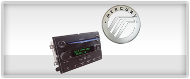 Mercury Factory Radio