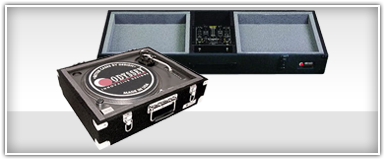 Odyssey Carpeted Turntable Cases