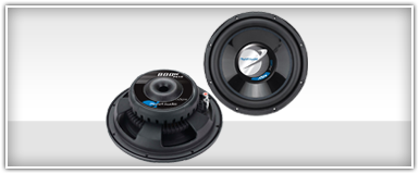 Planet 10 Inch Subwoofers
