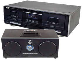 Pro Audio Cassette Players