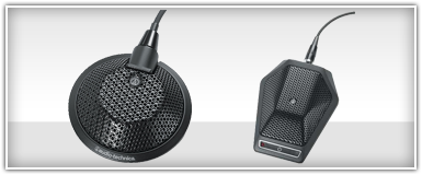 Pro Audio Boundary Microphones