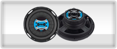 Sound Storm Labs 10 Inch Subwoofers