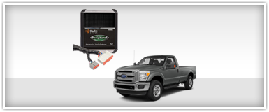 Ford F-250 iPod Car Adapter