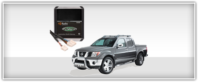 Nissan Frontier Pickup iPod Car Adapter